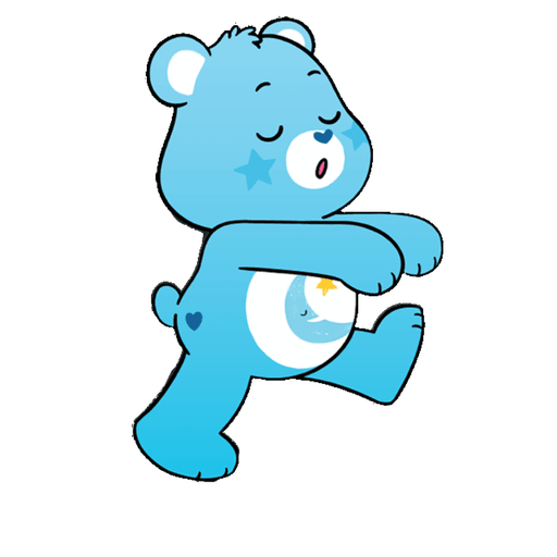 The Care Bears - Sticker 2