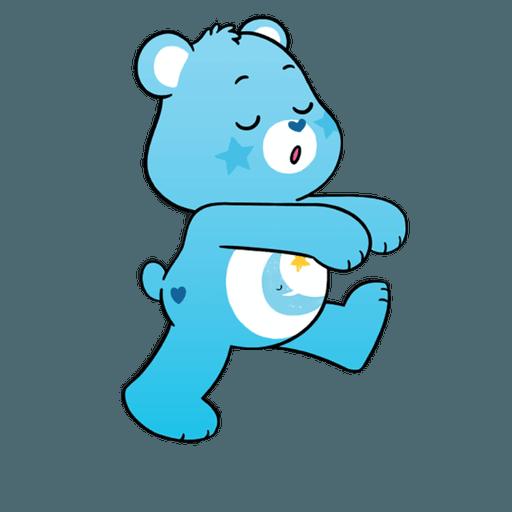 The Care Bears - Sticker 2