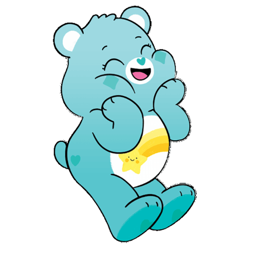The Care Bears - Sticker 26