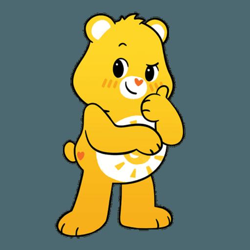 The Care Bears - Sticker 3