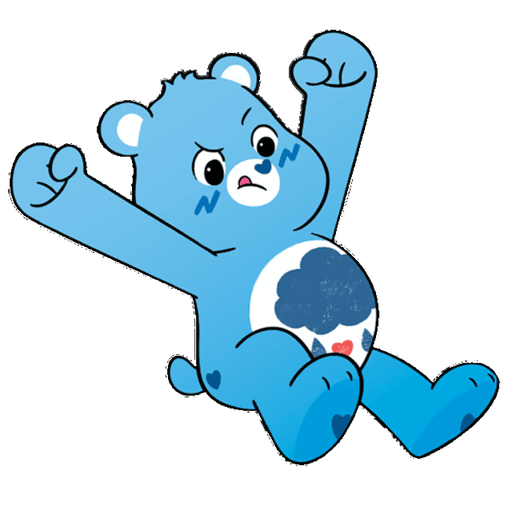The Care Bears - Sticker 16