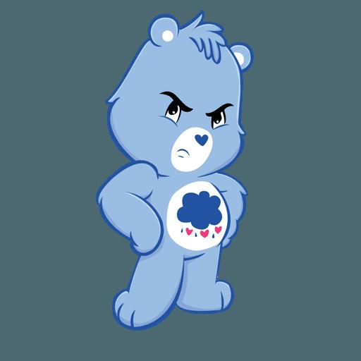 The Care Bears - Sticker 1