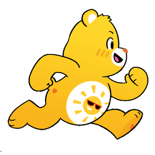 The Care Bears - Sticker 24