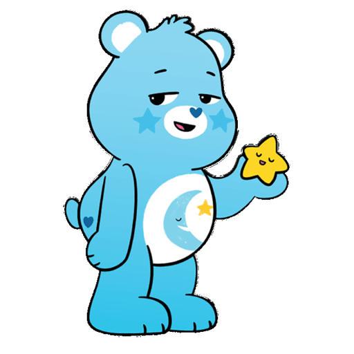 The Care Bears - Sticker 6