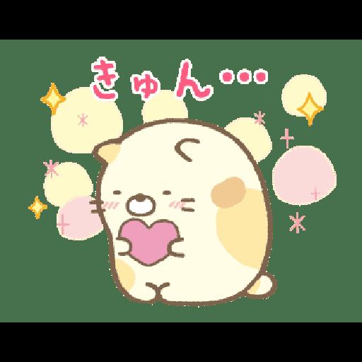 すみっコぐらし オノマトペ - Sticker 2