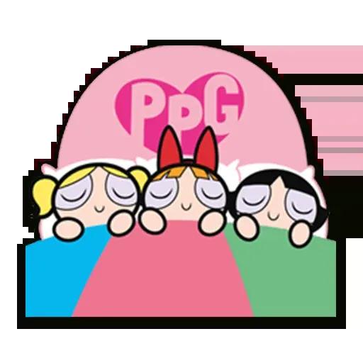 ppg (2) - Sticker 9
