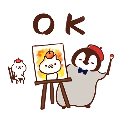 Animals OK - Sticker 7