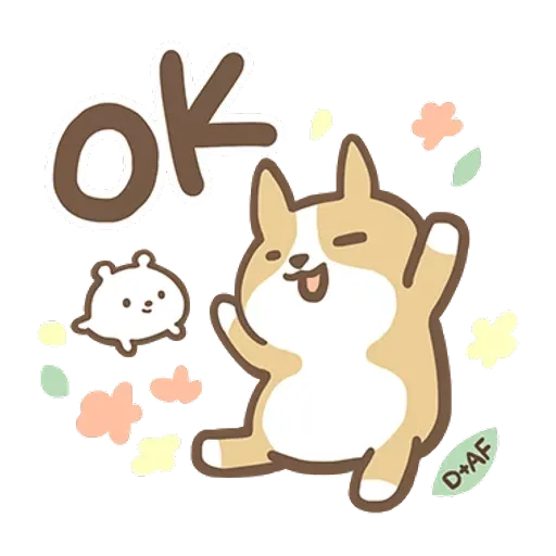 Animals OK - Sticker 12