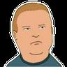 Bobby - Tray Sticker