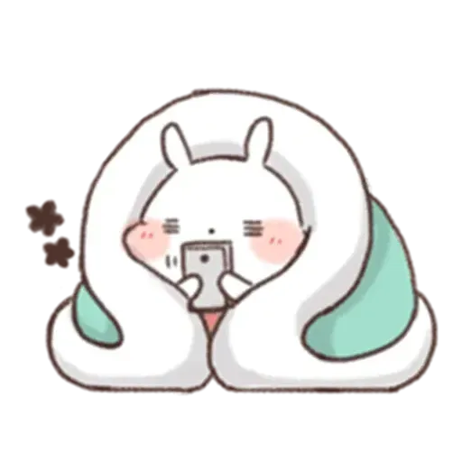 SongSong Bunny - Sticker 3