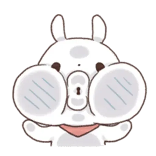 SongSong Bunny - Sticker 2