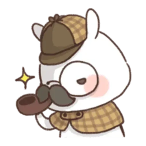 SongSong Bunny - Sticker 7