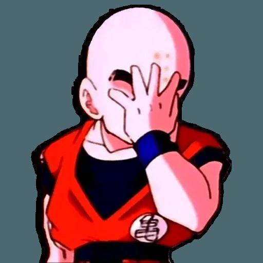 Goku - Sticker 7