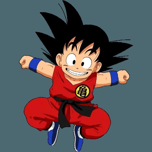 Goku - Sticker 12