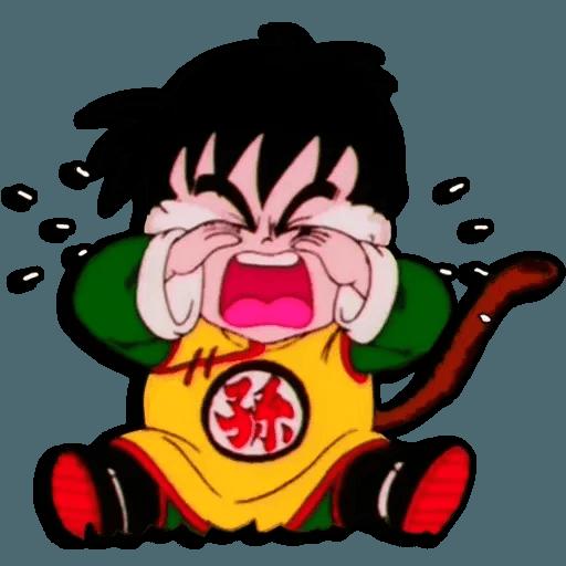 Goku - Sticker 9