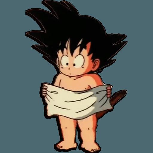 Goku - Sticker 2