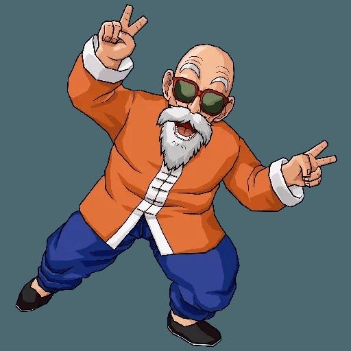 Goku - Sticker 3
