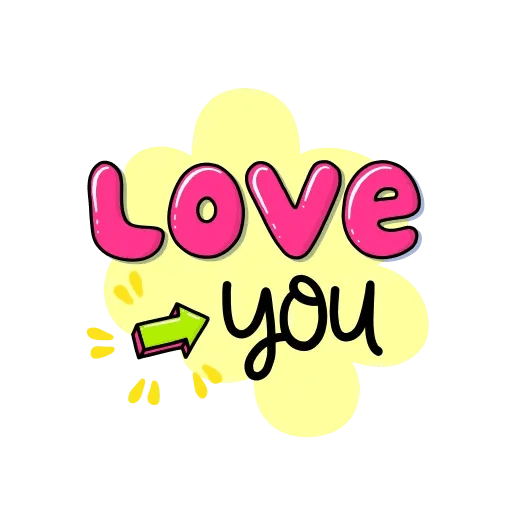 Love Birds Mia Jai - Sticker 4