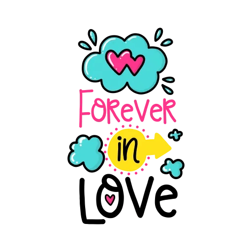 Love Birds Mia Jai - Sticker 19