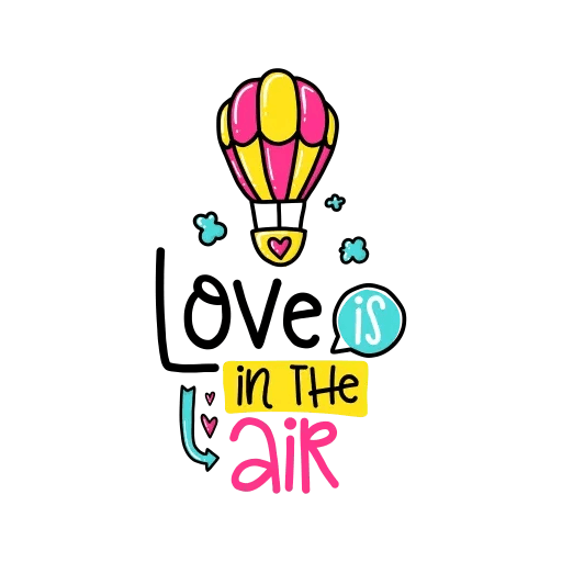 Love Birds Mia Jai - Sticker 12