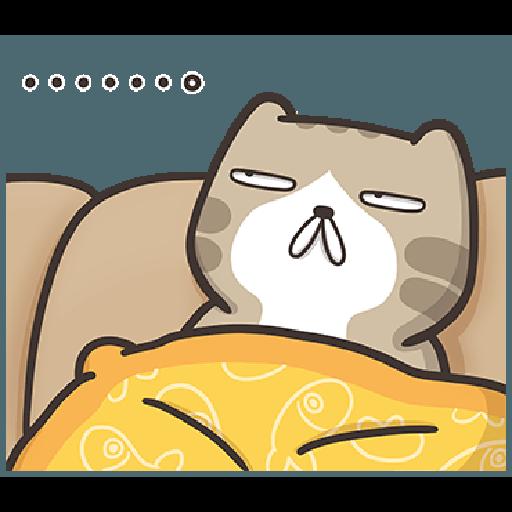 Lan Lan Cat 17 - Sticker 26