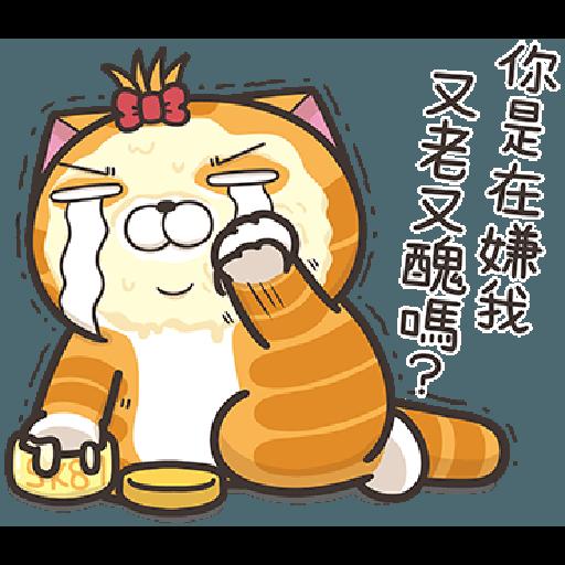 Lan Lan Cat 17 - Sticker 3