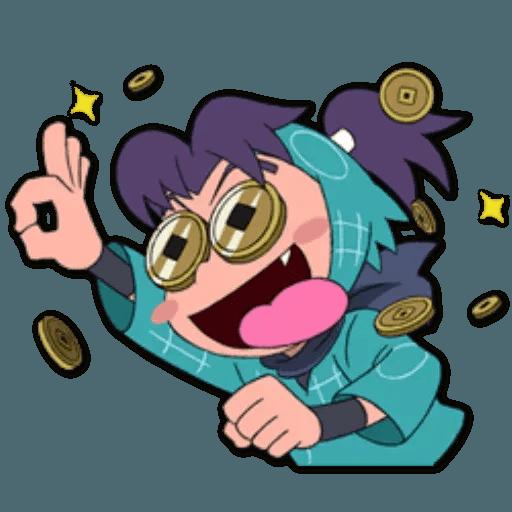 ninjataro - Sticker 9