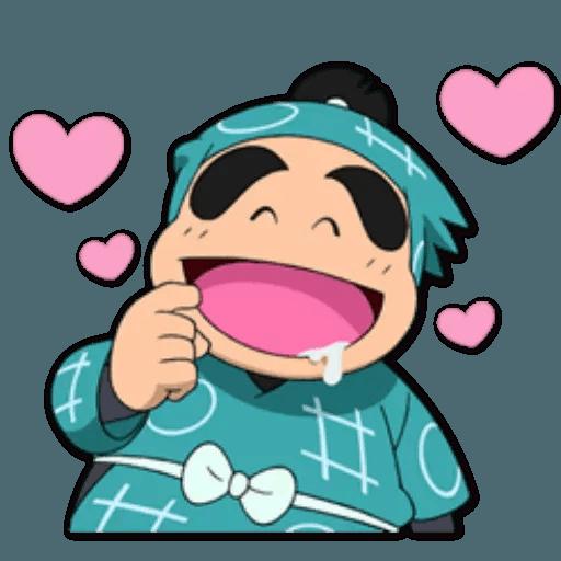 ninjataro - Sticker 3