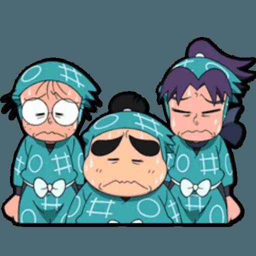 ninjataro - Sticker 4