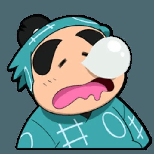 ninjataro - Sticker 8