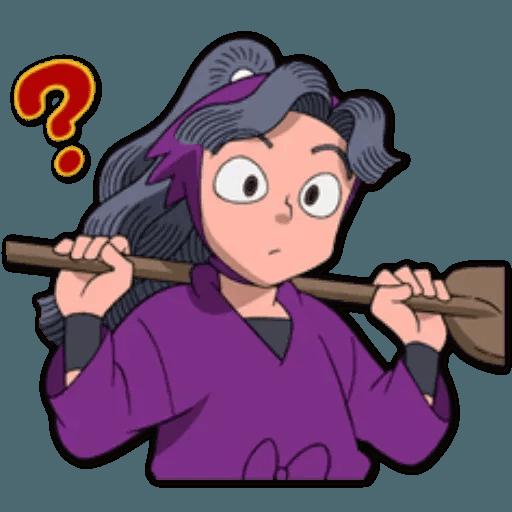 ninjataro - Sticker 27