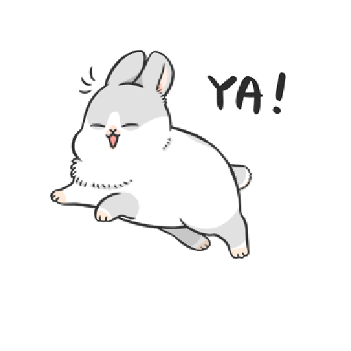 ㄇㄚˊ幾兔1 正 29 - Sticker 7