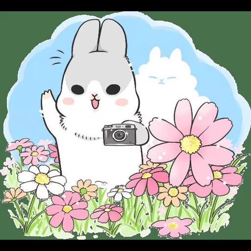ㄇㄚˊ幾兔1 正 29 - Sticker 6