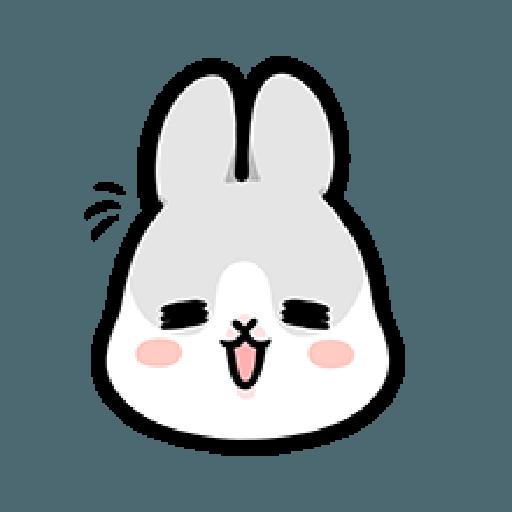 ㄇㄚˊ幾兔1 正 29 - Tray Sticker