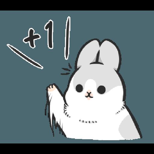 ㄇㄚˊ幾兔1 正 29 - Sticker 3