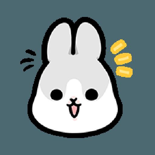ㄇㄚˊ幾兔1 正 29 - Sticker 1