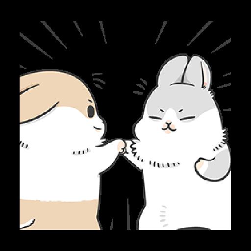 ㄇㄚˊ幾兔1 正 29 - Sticker 9