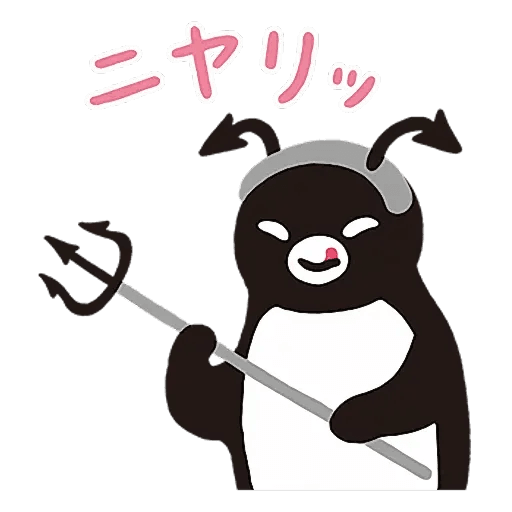 Suica III - Sticker 2
