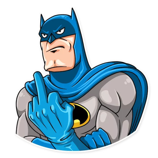 Batman - Sticker 11