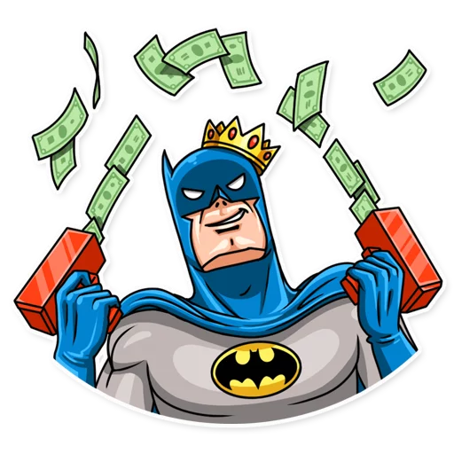 Batman - Sticker 15