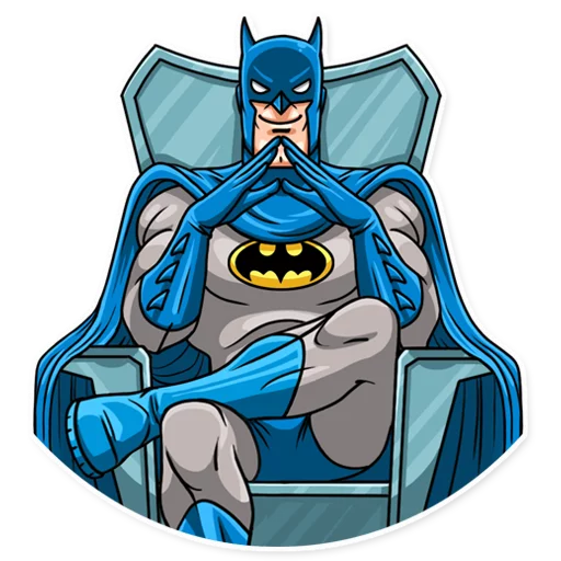 Batman - Sticker 23