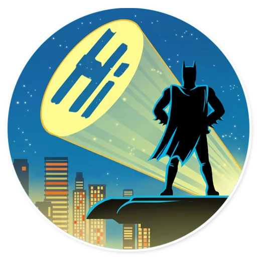 Batman - Sticker 5