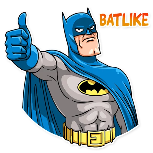 Batman - Sticker 2