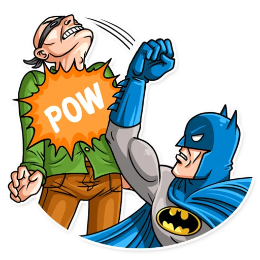Batman - Sticker 29