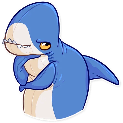 Shark - Sticker 12