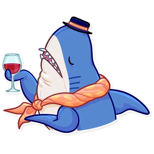 Shark - Sticker 29
