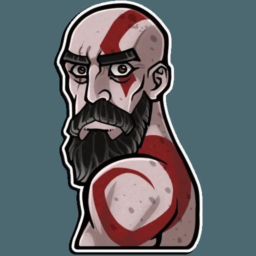 God Of War - Sticker 17