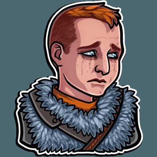 God Of War - Sticker 27