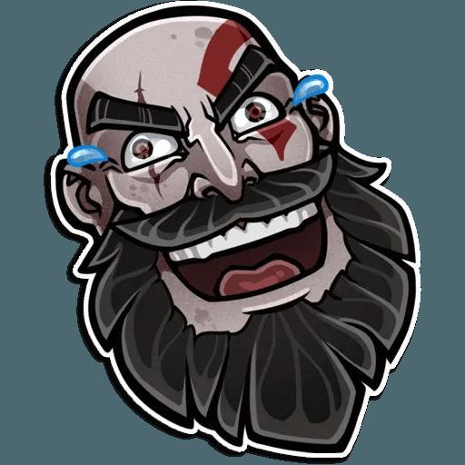 God Of War - Sticker 6