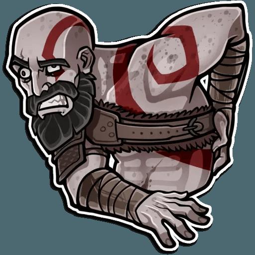 God Of War - Sticker 18